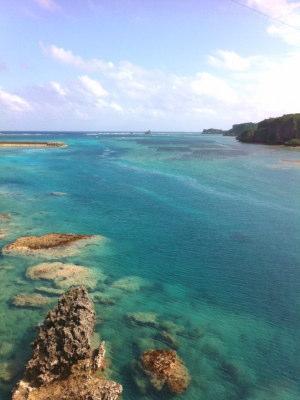 伊計島からの眺め